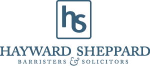 Hayward Sheppard Barristers & Solicitors Logo